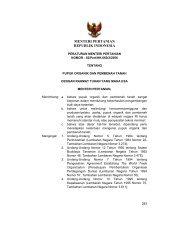Lampiran - Balai Penelitian Tanah - Departemen Pertanian