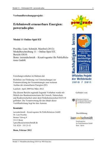 Download Modulbeschreibung