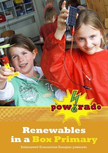 Renewables in a Box Primary - beim Unabhängigen Institut für ...