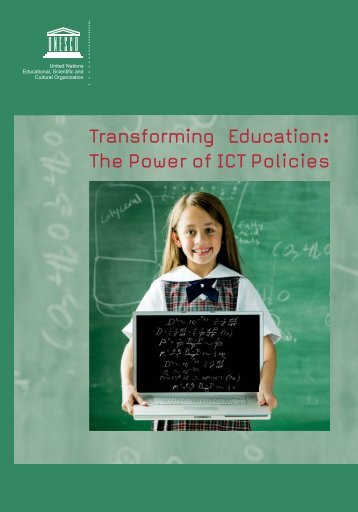 Transforming education: the power of ICT policies - Commonwealth ...
