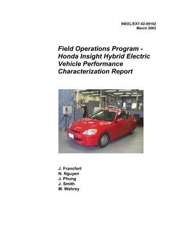 pest analysis honda hybrid electric vehicle