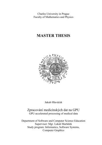 thesis of organism graders