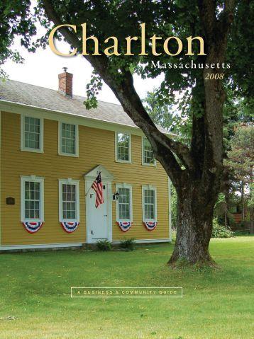 Massachusetts - Town of Charlton
