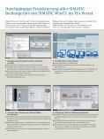 SIMATIC HMI Comfort Panels - Siemens - Seite 6