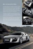 The new Audi R8 - Mark Motors of Ottawa - Page 2