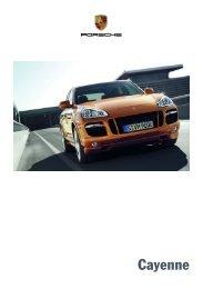 The Cayenne models - Mark Motors of Ottawa
