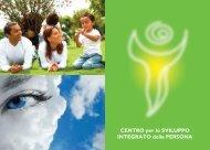 cesvipe - brochure di presentazione del centro - CRAL Enea Frascati