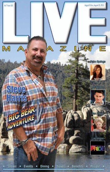LIVE Magazine_Vol7_Issue#163_August9_2013