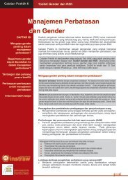 Border Management and Gender (Practice Note 6) - DCAF