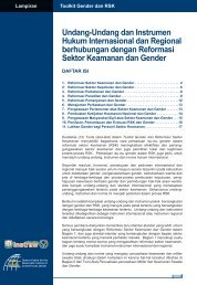 2 Reformasi Sektor Kepolisian dan Gender - DCAF