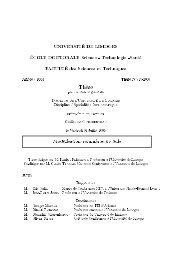 Modélisation volumique de bois - Epublications - Université de ...