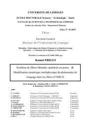 Synthèse de filtres bibandes optimisés en pertes & Modélisation ...