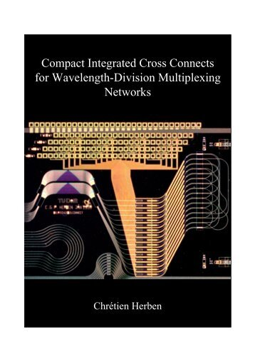 Compact Integrated Cross Connects for Wavelength-Division ...