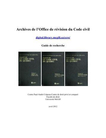 Guide de recherche - Digital exhibitions & collections