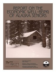 2007 Report - Alaska Department of Health and Social Services ...