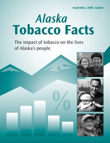 AK Tobacco Facts - Alaska Department of Health and Social ...