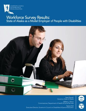 Workforce Survey Results: - Alaska Department of Health and Social ...