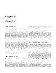 Grasping - Computer Science at RPI