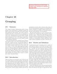 Grasping - SIRSLab