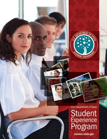 4.0 student experience brochure