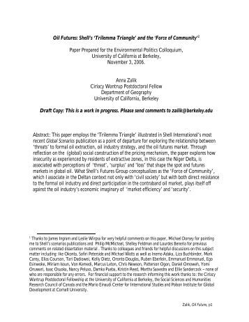 Same-Sex Marriage: Guide to Critical Analysis