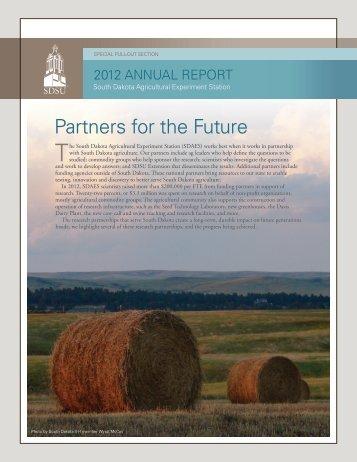 Annual Report - iGrow