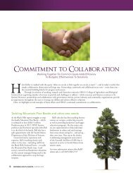 Commitment to Collaboration - iGrow