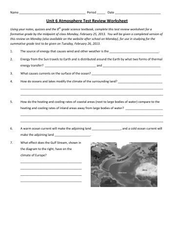 unit 7 earth 39 s lithosphere test review worksheet. Black Bedroom Furniture Sets. Home Design Ideas