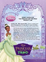 Film Title: The Princess and the Frog - THEOLOGY & FILM
