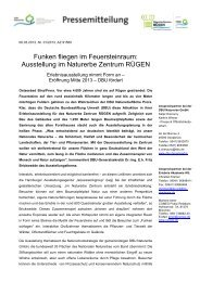 Pressemeldung als PDF - bei der Erlebnis Akademie AG