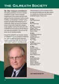 the Gilreath Society - Cumberland School of Law - Samford University - Page 6