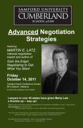 Draft Latz.pdf - Cumberland School of Law - Samford University