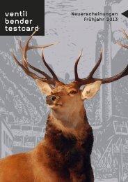 ventil bender testcard - indiebook