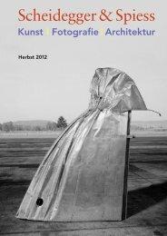 Scheidegger & Spiess - Swiss Independent Publishers
