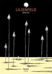 Lilienfeld Verlag - indiebook