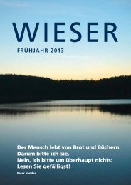 Wieser Verlag - re-book: marketing-kommunikation