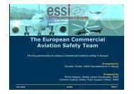 ECAST for Sylvette - 24 Mar - European Aviation Safety Agency ...
