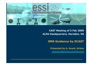 Presentation - European Aviation Safety Agency - Europa