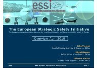 ESSI Standard Presentation Apr 2010 - European Aviation Safety ...