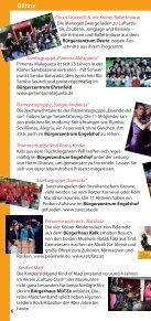 Programmheft laden - Bürgerhaus Kalk - Seite 6