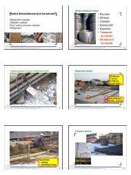 Výztuž železobetonových konstrukcí • Rovnání • Stříhání • Ohýbání ...
