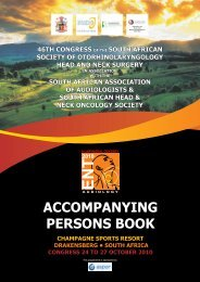 accompanying persons book - ENT Society