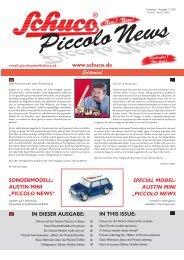 piccolo news - bei Schuco