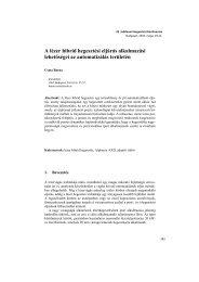 A lézer hibrid hegesztési eljárás alkalmazási lehetőségei az ...