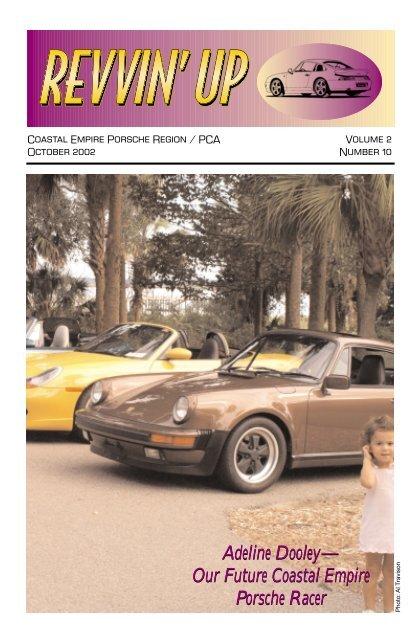 Our Future Coastal Empire Porsche Racer