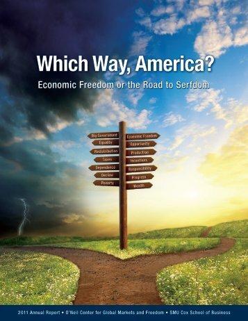Which Way, America? - Southern Methodist University