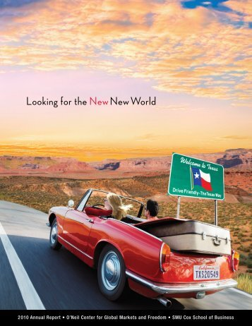 Looking for the NewNew World - Southern Methodist University