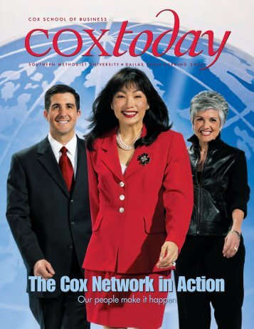 The Cox Network in Action - Southern Methodist University