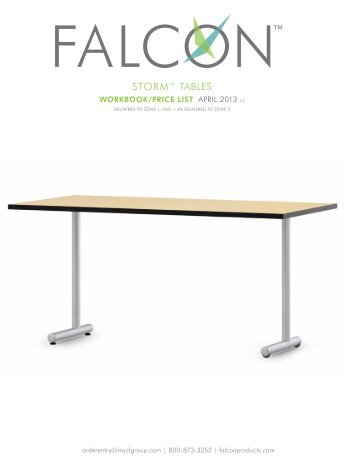 STORM™ TableS