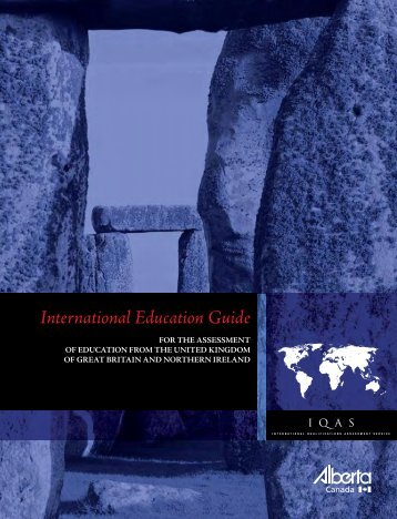 International Education Guide - UK - Shelby Cearley's Blog on ...